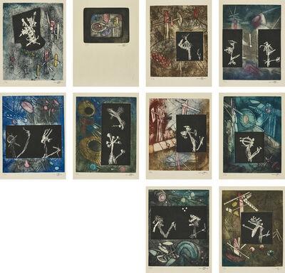Roberto Matta, 'Les Voix (The Voices)', 1964