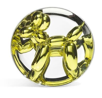 Jeff Koons, 'Yellow Balloon Dog Limited Edition Multiple in Publisher's Box', 2015