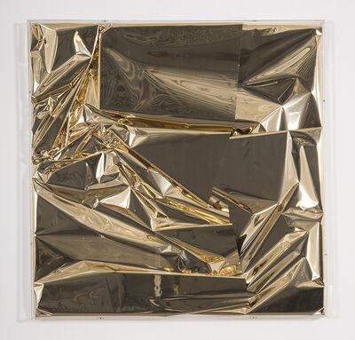 Nina Surel, 'Mylar Gold 3', 2017