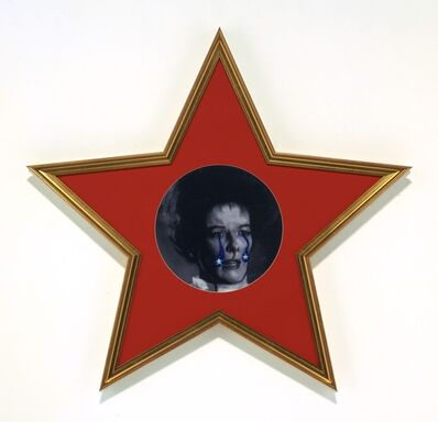 Francesco Vezzoli, 'Suddenly Last Summer Walk of Fame (Katharine Hepburn as Mrs. Violet Venable)', 2006