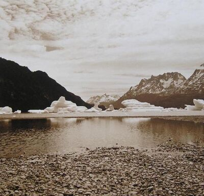 Rena Bass Forman, 'Patagonia Chile #9, Lago Grey', 2004