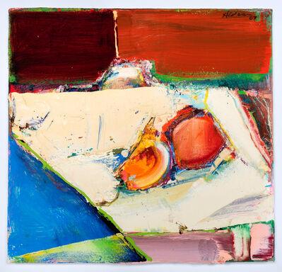 Richard Hickam, 'Lonely Peach', 2007