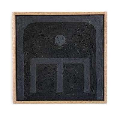Carla Weeks, 'Monochrome Study in Black', 2020