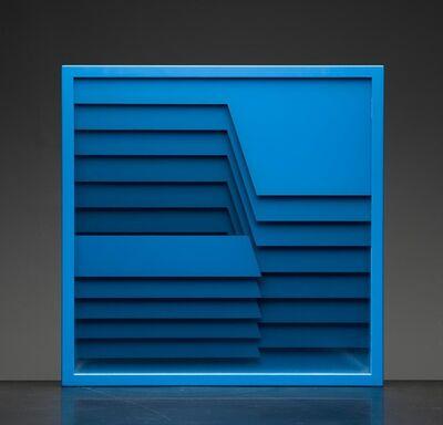 Vladimír Kopecký, 'Blue Planks', 1976