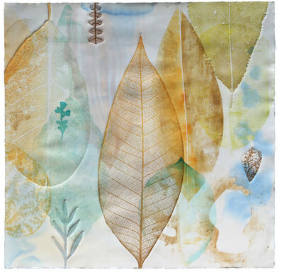 Katherine Warinner, 'Leaves 3', 2019