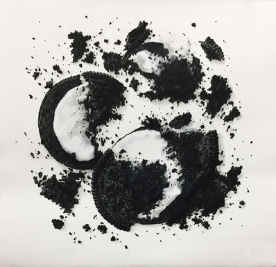 Soojin Kim, 'Cracked Oreos No.16', 2018