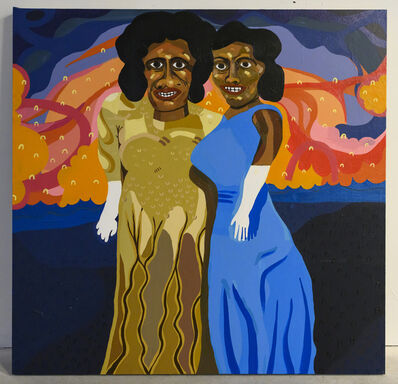 Azikiwe Mohammed, 'Ladies Going to See Joyce Bryant', 2019