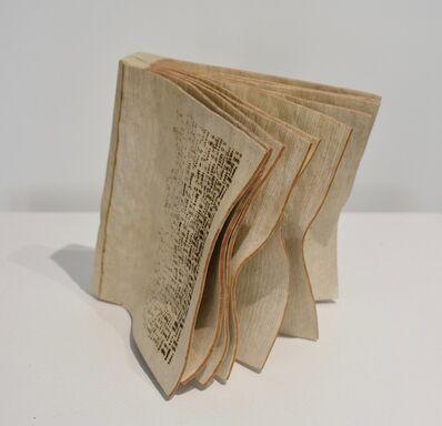 Christian Burchard, 'Book #4'