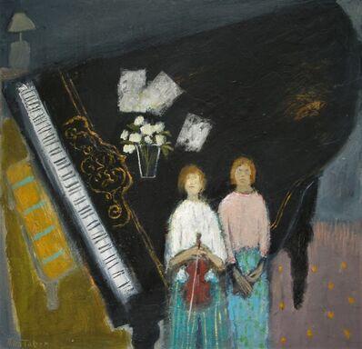 Helen Tabor, 'The grand piano ', 2017