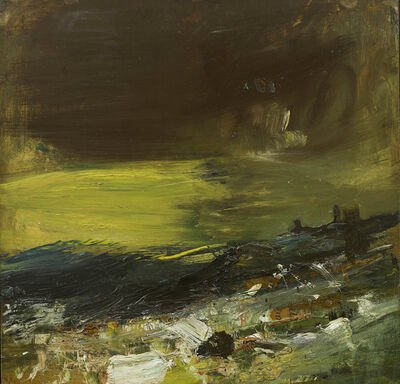 Joan Eardley, 'The Yellow Sea', 1962-1963
