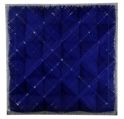 Emilio Cavallini, 'Catastrophic Bifurcation Blue', 2014