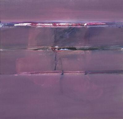 John Waller, 'Purple Noon's Transparent Might', 2017