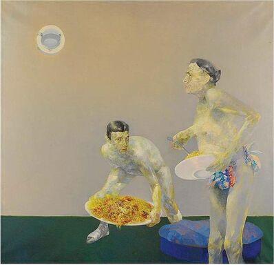 Renzo Vespignani, 'I giuochi dell'alba', 1968