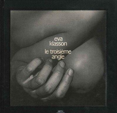 Eva Klasson, ' Le Troisième Angle', 1976