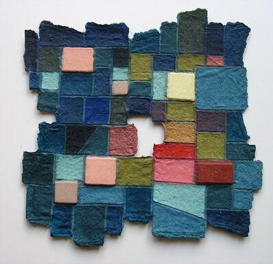 Jane Eccles, 'Open Signal: Blue/Green', 1975