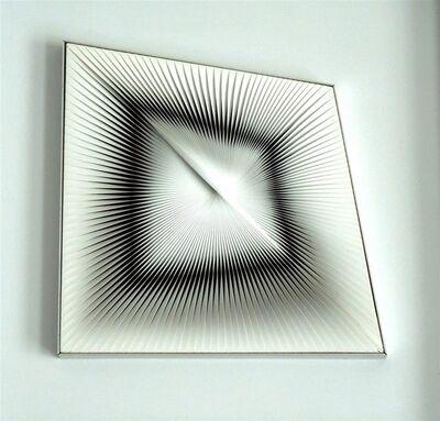 Alberto Biasi, 'Distorsione', 1976