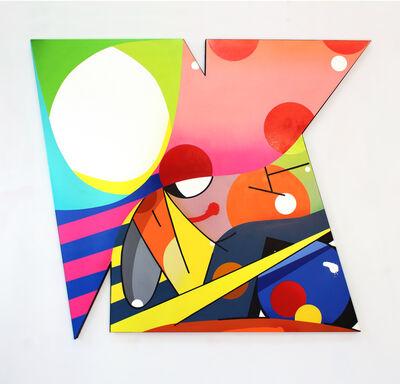 Moses & Taps™, 'IMAGE OF GRAFFITI™ XXIV', 2018