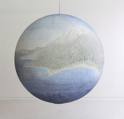 Russell Crotty, 'Around the Vast Blue', 2013