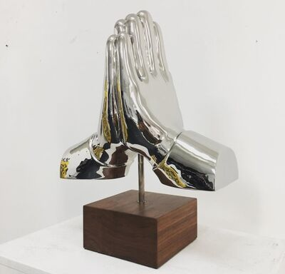 Matthew Lapenta, ''Prayer Hands'', 2018