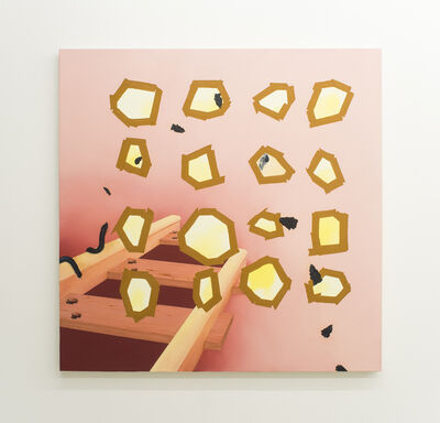 Ranee Henderson, 'I couldn't tell you what's what', 2018