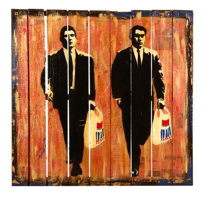 T.Wat, 'Corporate Gangsters'