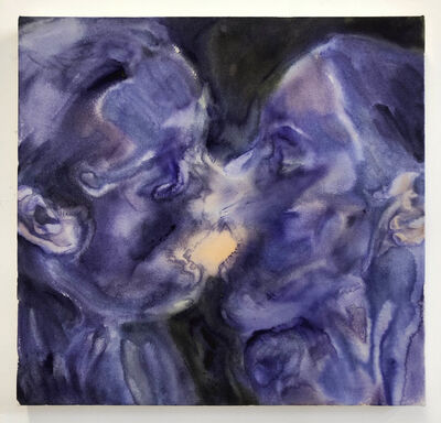 Loren Erdrich, 'Night Kissing II', 2019