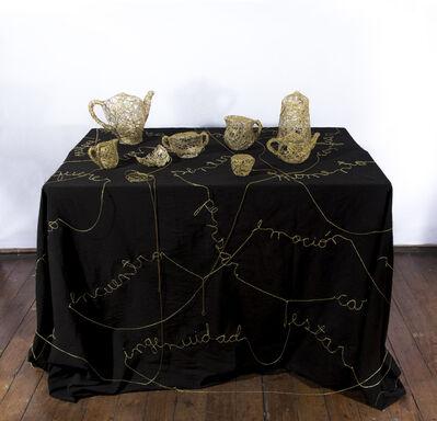 Catalina Mena, 'Sobre una Mesa', 2016
