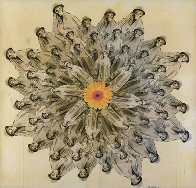 Mahmoud Obaidi, 'Morpheus and the Red Poppy 1', 2013