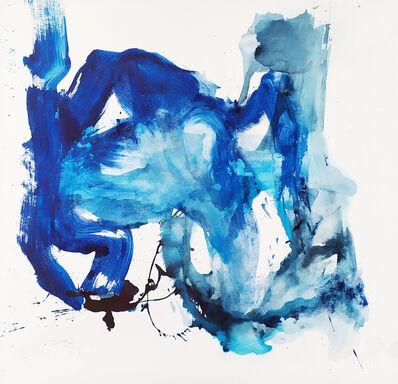 Alba Escayo, 'Calligraphy II', 2012