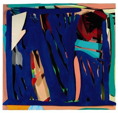 Tom Wesselmann, 'Blue', 1996