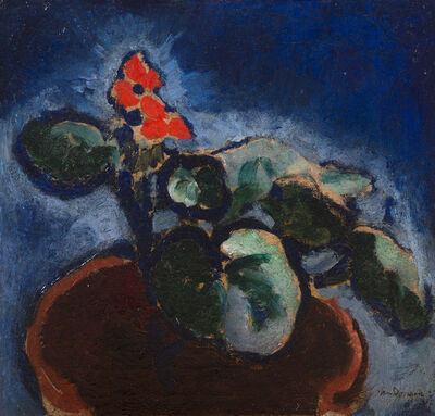 Kees van Dongen, 'Composition à la fleur rouge', ca. 1910