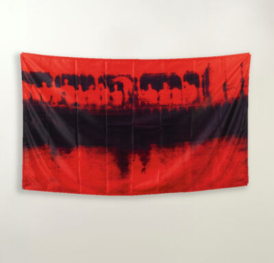 Nate Lowman, 'Human Traffic, South America A.K.A The Last Supper For Art & Language', 2004