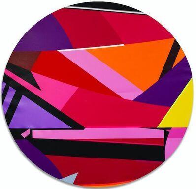 Sen2 (Sandro Figueroa), 'Mecanico Funky Colors', 2020