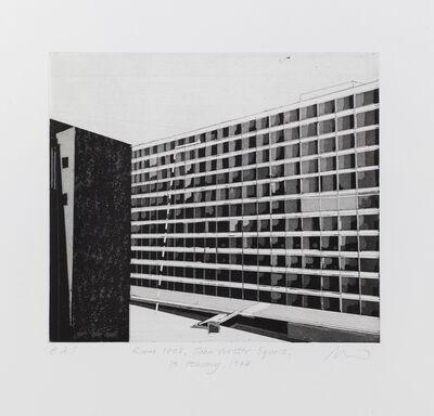 Mary Wafer, 'Room 1008, John Vorster Square, 15 February 1977', 2014