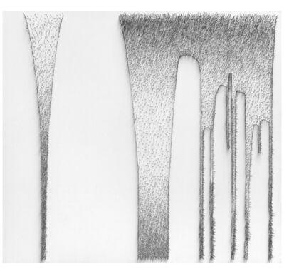 Made Wianta, 'Skyscraper Silhouettes I', 2012