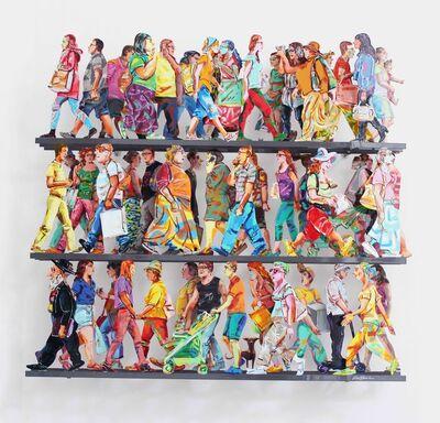 David Gerstein, '5th Avenue H', 2016