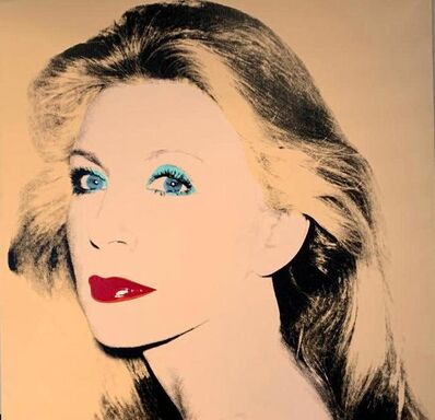 Andy Warhol, 'Unidentified Woman (Lady ... Sister)', 1980