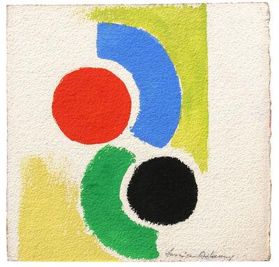 Sonia Delaunay, 'Rythme coloré', 1930