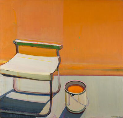 Raimonds Staprans, 'Still Life with the Uncomfortable Folding Chair', 1999