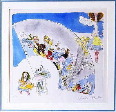Knox Martin, 'Alice in Wonderland', ca. 1972