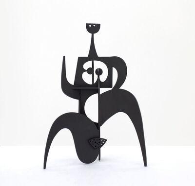 Philippe Hiquily, 'MARATHONIENNE H.16cm', 1981