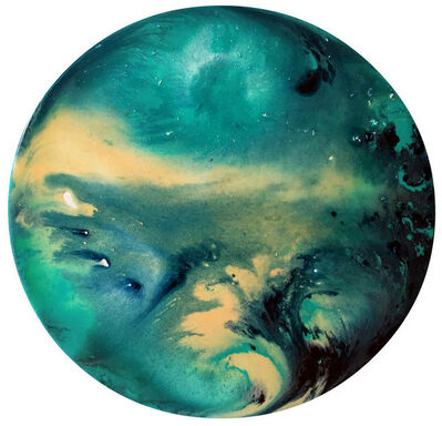 Marina Gadea, 'Electric Blue Days VII', 2016