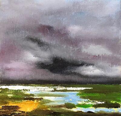 "Jill M Thompson, '""Passing Storm""', 2019"