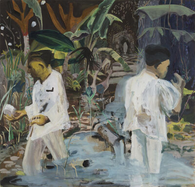 Maia Cruz Palileo, 'Uranium in the Hot Springs', 2016