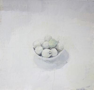 Alberto Romero, 'Cuenco con limas', 2014