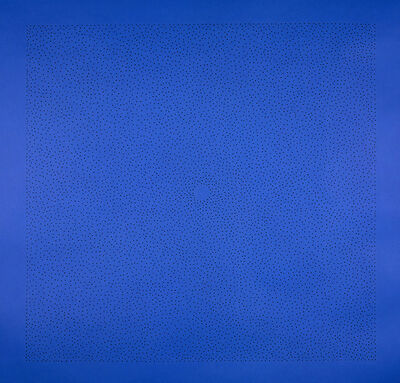 Gina Osterloh, 'Orifice, Holding Space (Blue)', 2018