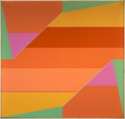 Larry Zox, 'Rotation Series', ca. 1965
