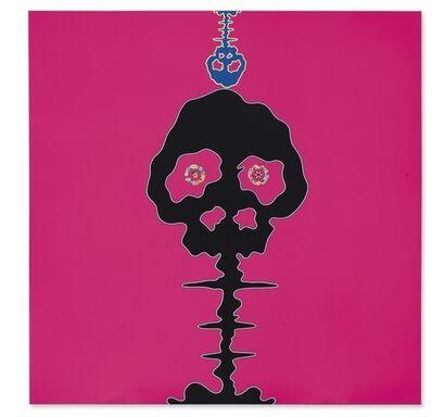 Takashi Murakami, 'Time Bokan-Pink'
