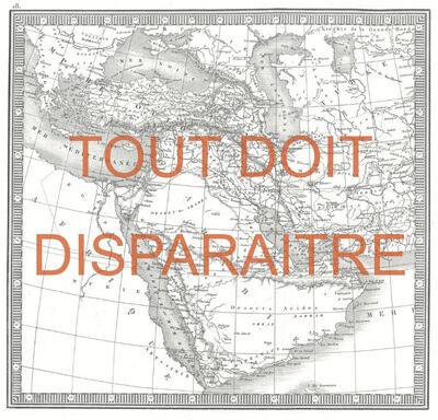 NACER, 'Tout Doit Disparaître', 2017