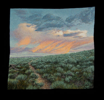 Carol Shinn, 'WYOMING SUNRISE #2'